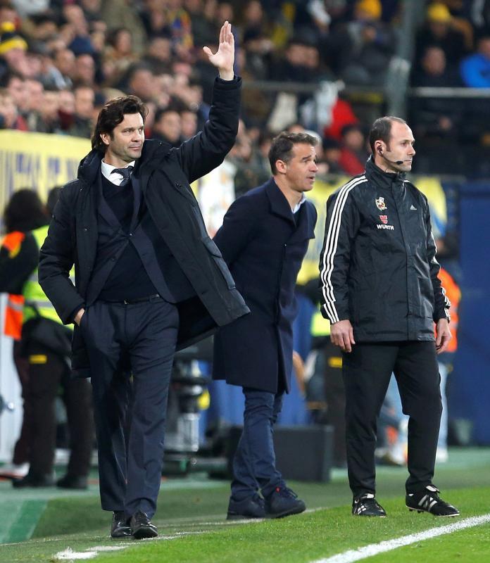 Solari: «Nos faltó encontrar esa profundidad en la que Bale es especialista»
