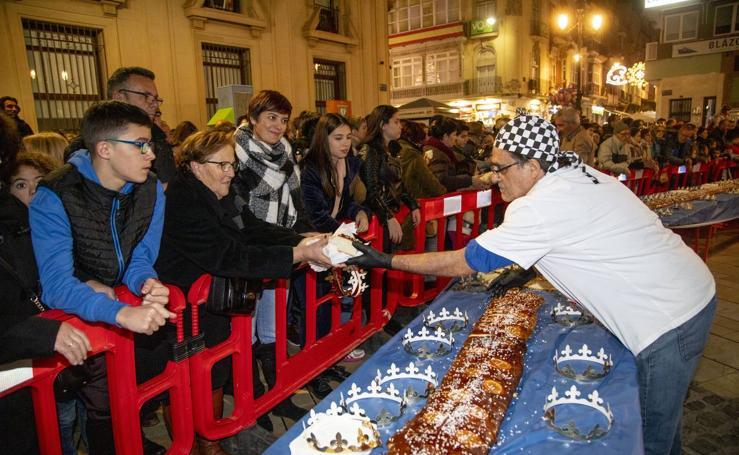 Un día de juegos y dulces gratis antes de Reyes