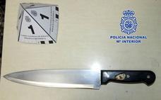Detenido tras intentar robar con violencia a un vecino de la localidad de Yecla
