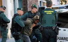 El juez envía a prisión al detenido por la muerte de su exnovia en Laredo
