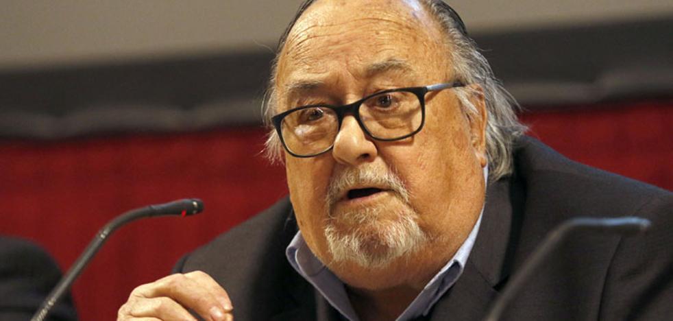 Ibarra, el actor que creó una nueva escuela de periodismo