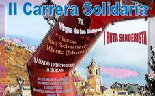 Ricote repite su carrera solidaria el 19 de enero