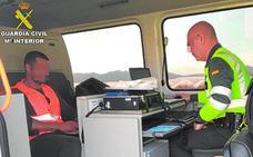 Da positivo en 'coca' el conductor de un camión cargado de gasóleo