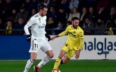 Bale, entre dos y cuatro semanas de baja