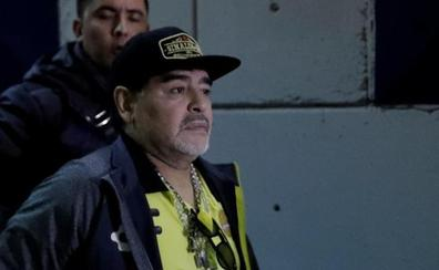Nuevo susto en Argentina por la salud de Maradona