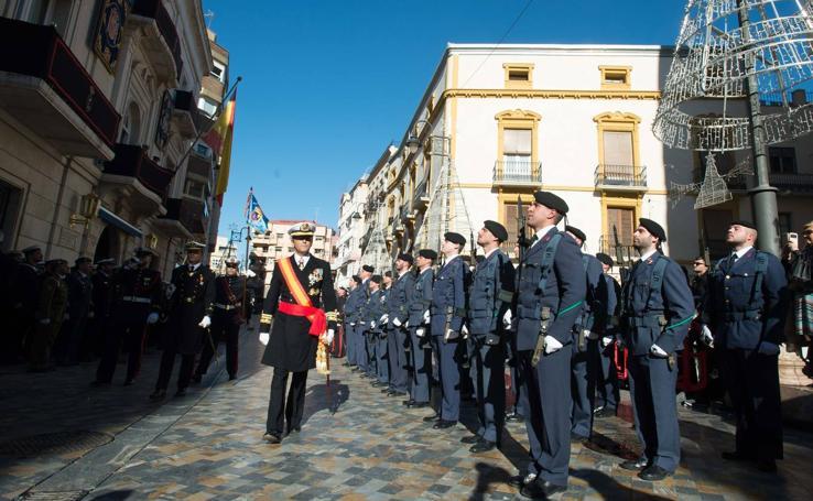 Cartagena celebra su Pascua Militar