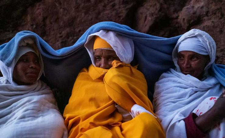Peregrinar a Etiopía por Navidad