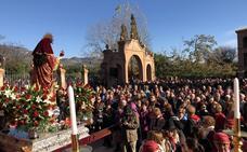 La Patrona de Totana descansa ya en su santuario