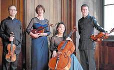 Recital del Cuarteto Brentano
