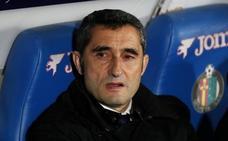 Valverde comienza el año reforzado