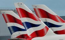 Los despegues en Heathrow, reanudados tras cancelarse una hora por drones