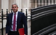El ministro británico del 'brexit' descarta retrasar la fecha de la salida de la UE