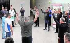 Treinta pacientes reactivarán su corazón con ejercicio en el Palacio de los Deportes
