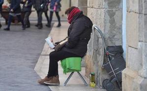 Murcia refuerza el dispositivo de atención a los 'sin techo' ante la ola de frío