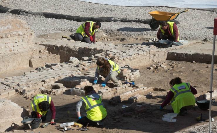 Estudian parásitos intestinales en restos humanos del yacimiento de San Esteban