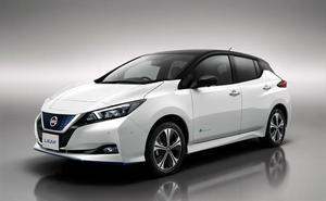 Nissan Leaf e+, más potencia y autonomía