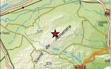 Un temblor de 2,4 grados sacude el sur de Totana