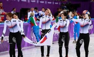 Una campeona olímpica surcoreana acusa a su entrenador de agresión sexual