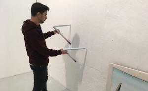 Pintura tradicional y medios digitales