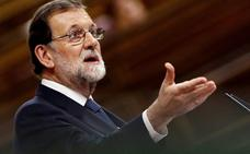 Rajoy declarará en el juicio del 'procés' si lo pide la defensa de los acusados
