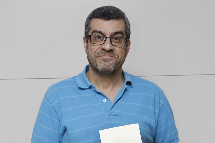 Rubén Castillo habla de 'El calendario de Dios'