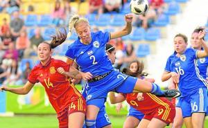 Entradas a 10 y 5 euros para el España-Bélgica femenino en Cartagena