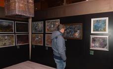 Usuarios de Proyecto Hombre participan en 'Un lienzo en blanco'