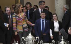 Mata, Keylor, Juan de Dios y 'Campeones' centran las miradas en El Pardo