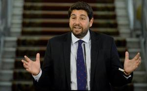 Vox advierte a López Miras: «Es muy probable que en mayo nos necesite»
