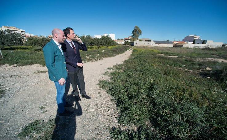 Corvera tendrá el primer recinto ferial del Campo de Murcia