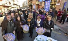 Los panecillos de San Antón ya están listos