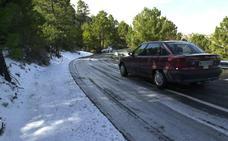 Ola de frío: así debes conducir ante las heladas y placas de hielo
