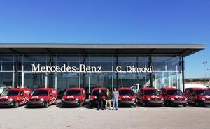 Apuestas de Murcia confía en la seguridad de Comercial Dimovil