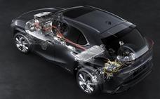 Lexus mira al futuro con sus híbridos autorrecargables