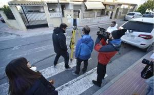 Forenses reconstruyen el doble crimen de Las Torres de Cotillas