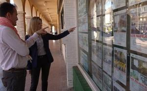 La compraventa de viviendas en la Región aumenta un 5,1% en noviembre