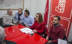 Carmina Fernández coordinará el Comité Electoral del PSOE de Cartagena para los próximos comicios