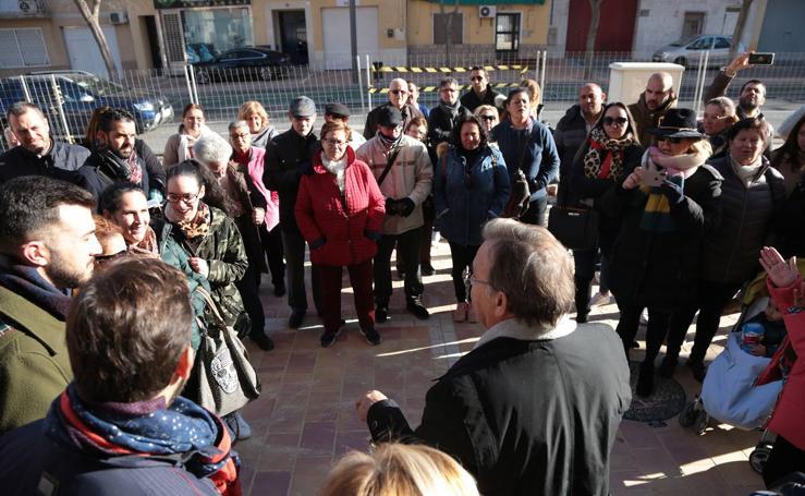 Los vecinos de San Fernando regresarán a sus viviendas el próximo 11 de marzo