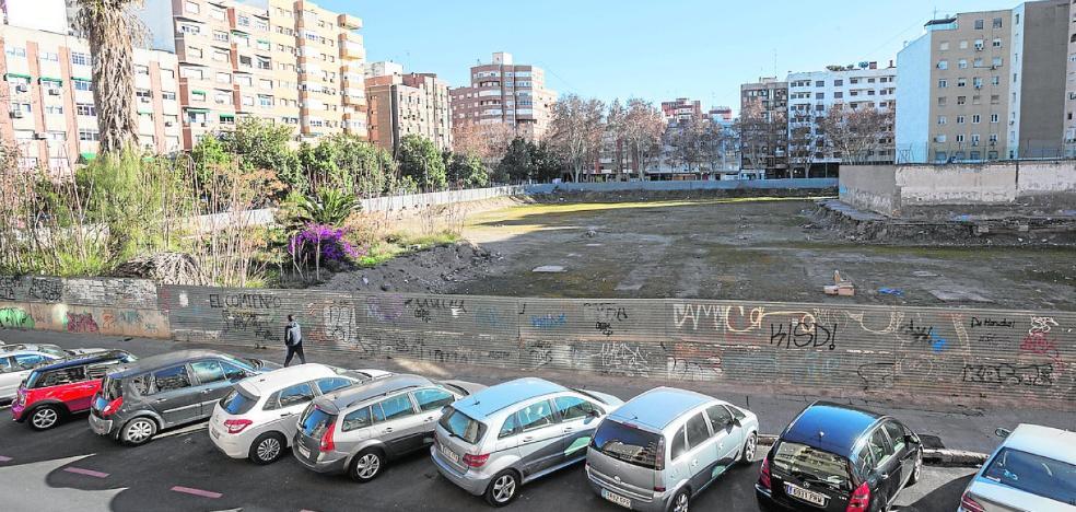 Olivo quiere reactivar también sus dos urbanizaciones en la Alameda de San Antón