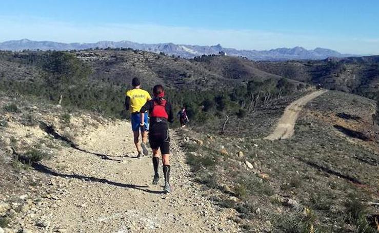 Francisco Alfonso Nicolás y Esther Sánchez se llevan la Lemon Trail