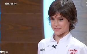 Josetxo, ganador de 'MasterChef Junior': «He probado grillos y son asquerosos»