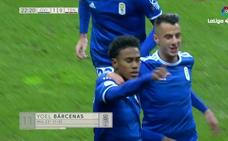 Los cinco mejores goles de la jornada 21 de Segunda