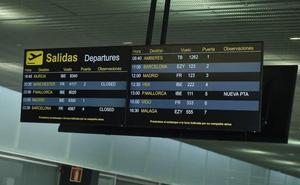 El Gobierno regional mantiene gestiones para abrir rutas aéreas con Madrid y Barcelona