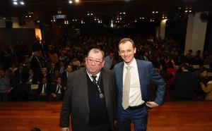 Pedro Duque, en Murcia: «Falta acuerdo político para recuperar inversión I+D+i de antes crisis»