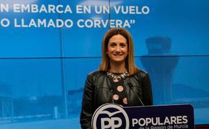 El PP sostiene que el PSOE «no debería cortar la cinta» del aeropuerto por «coherencia»