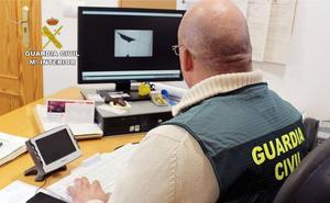La Guardia Civil detiene a una persona por la difusión de vídeos íntimos de su exmujer