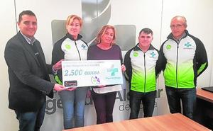 2.500 euros contra las enfermedades raras