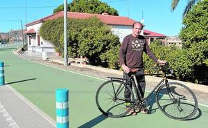 Manuel Martín: «La intermodalidad es la asignatura pendiente para las bicicletas»