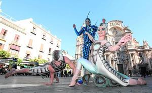 Los insectos del Circo del Sol toman Murcia hasta el 20 de enero