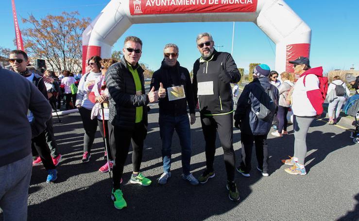 José Peñalver y Victoria García consiguen la victoria en la carrera a beneficio de Astrade